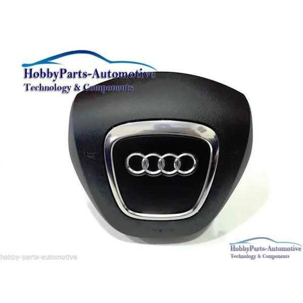 audi a3 8p q5 airbag per volante 4 razze originale 8r0880201a 6ps hobbyparts automotive s r l. Black Bedroom Furniture Sets. Home Design Ideas