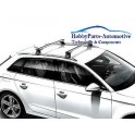 AUDI A4 8K ALLROAD BARRE CARICO PORTAPACCHI SUPPORTO ORIGINALE 8K9071151L