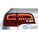 Dettagli su  AUDI A6 4F AVANT ALLROAD SET FARI FANALI LUCI LED POSTERIORI ORIGINALI 4F9052200