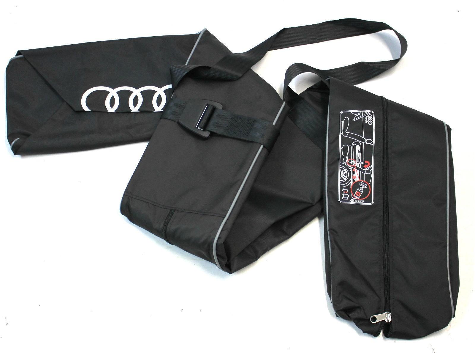 Audi a4 8k a6 4f q7 sacca borsa porta sci originale nuova - Sacca porta sci ...