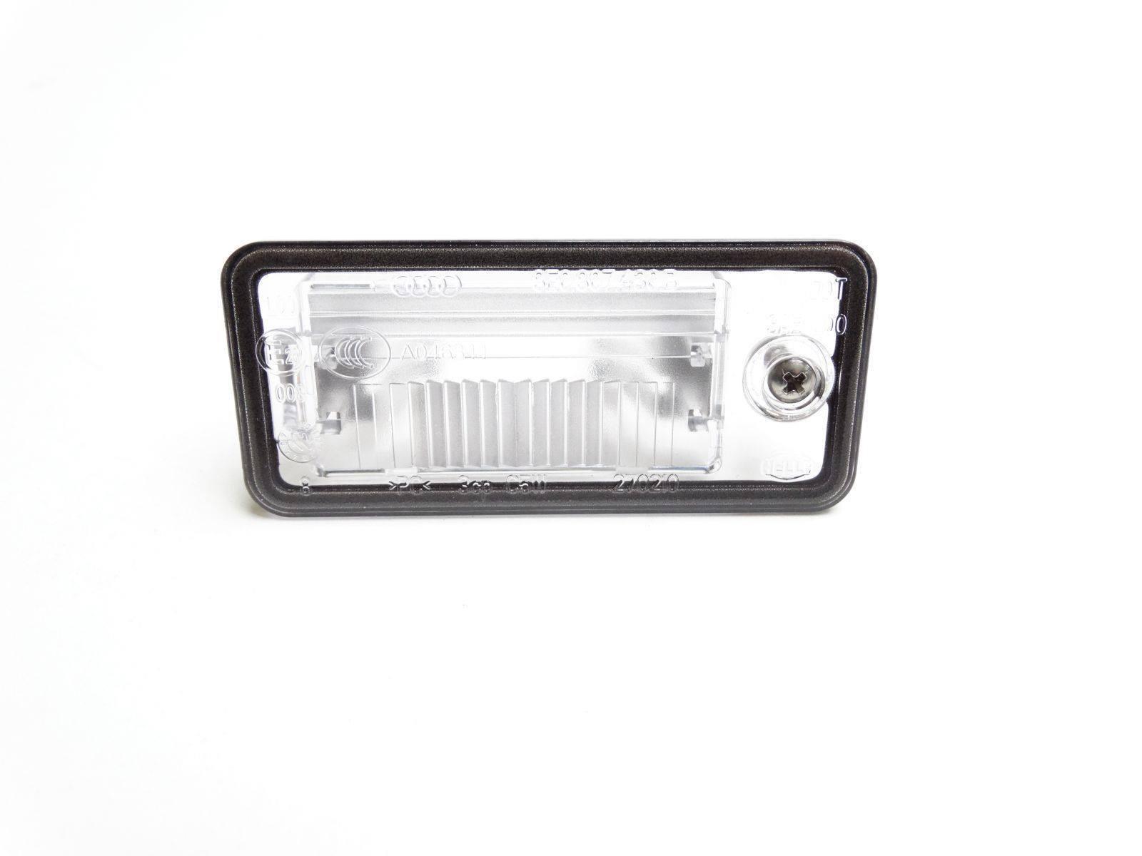Plafoniere Per Auto : Audi a4 8e b7 b6 plafoniera per luci targa alogene originale