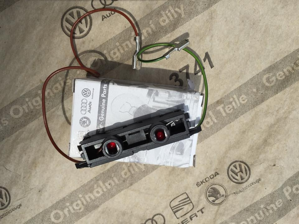 Plafoniere Led Rosse : Audi a e b p sportback luci diodi led rossi per